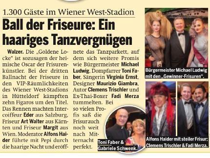 Bericht in Österreich am 20.01.2020